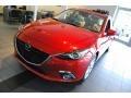 Soul Red Metallic 2014 Mazda MAZDA3 s Grand Touring 4 Door