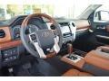 2014 Toyota Tundra 1794 Edition Premium Brown Interior Interior Photo