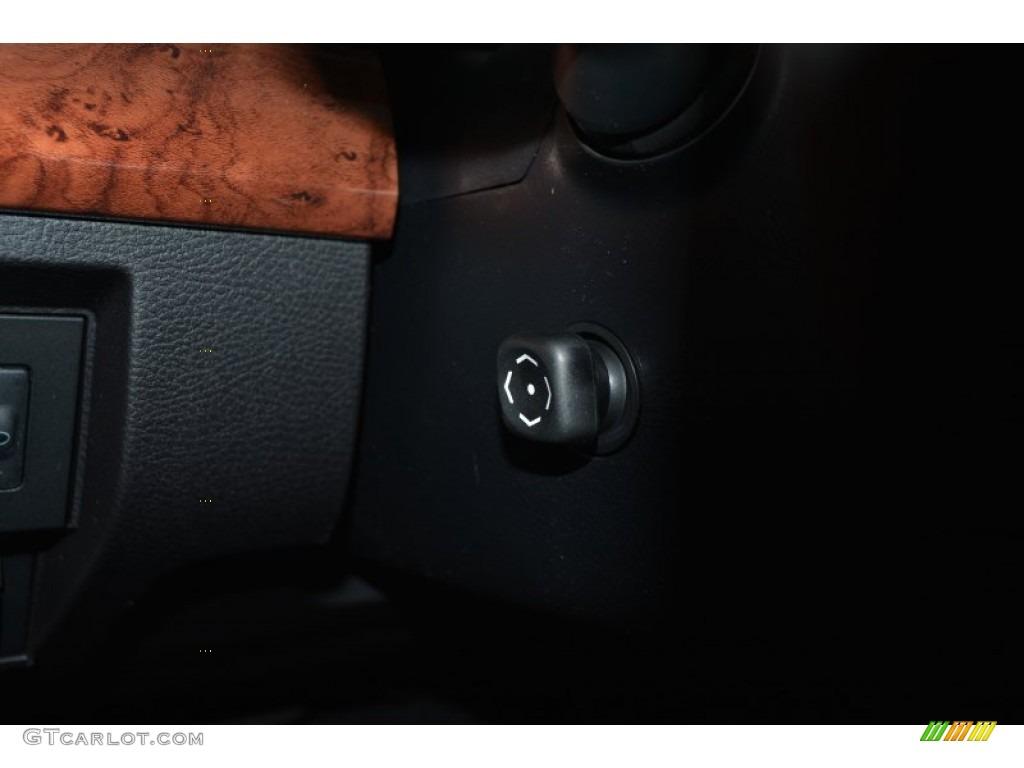 2014 Tundra 1794 Edition Crewmax 4x4 - Attitude Black Metallic / 1794 Edition Premium Brown photo #28
