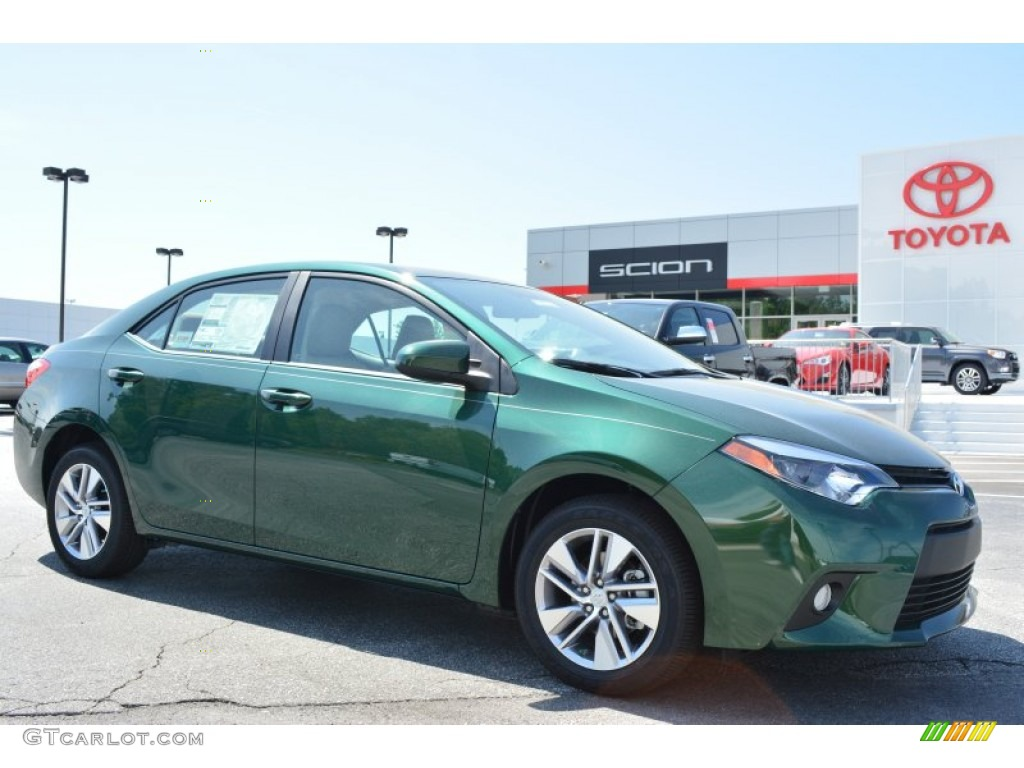 2014 Toyota Corolla Photos And Info News Car And Html
