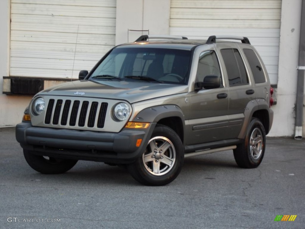 2005 jeep liberty renegade 4x4 exterior photos. Black Bedroom Furniture Sets. Home Design Ideas