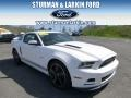 Performance White 2013 Ford Mustang GT/CS California Special Coupe