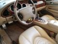 2005 Jaguar XK Cashmere Interior Prime Interior Photo