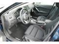 Black 2015 Mazda Mazda6 Interiors