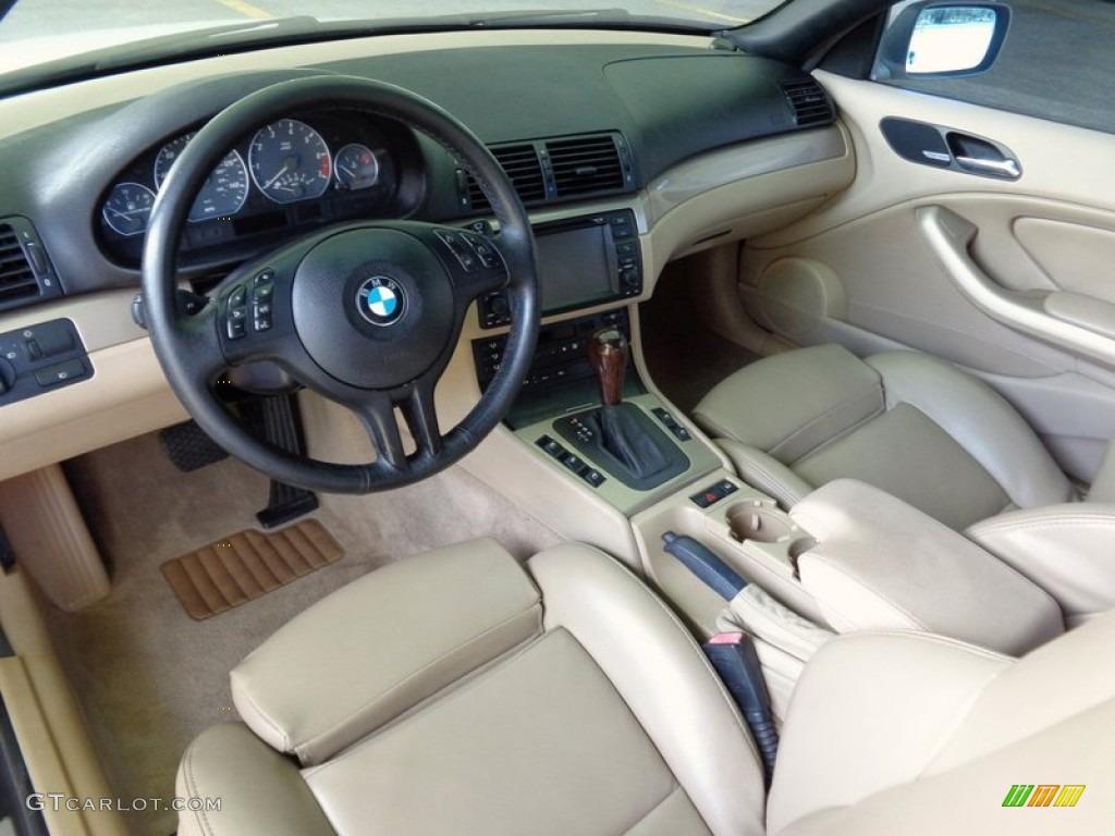 2001 BMW 3 Series 330i Convertible Interior Color Photos