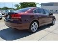 2014 Opera Red Metallic Volkswagen Passat 2.5L SE  photo #5