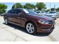 2014 Opera Red Metallic Volkswagen Passat 2.5L SE  photo #7