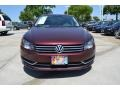 2014 Opera Red Metallic Volkswagen Passat 2.5L SE  photo #8