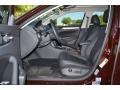 2014 Opera Red Metallic Volkswagen Passat 2.5L SE  photo #9