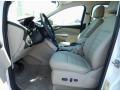 2014 White Platinum Ford Escape SE 1.6L EcoBoost  photo #6