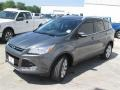 2014 Sterling Gray Ford Escape Titanium 1.6L EcoBoost  photo #4