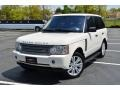 Alaska White 2009 Land Rover Range Rover Supercharged