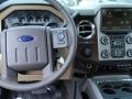 2015 Blue Jeans Ford F250 Super Duty Lariat Crew Cab 4x4  photo #29