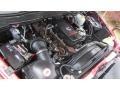 2008 Inferno Red Crystal Pearl Dodge Ram 3500 SLT Quad Cab 4x4 Dually  photo #16