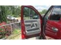 2008 Inferno Red Crystal Pearl Dodge Ram 3500 SLT Quad Cab 4x4 Dually  photo #57