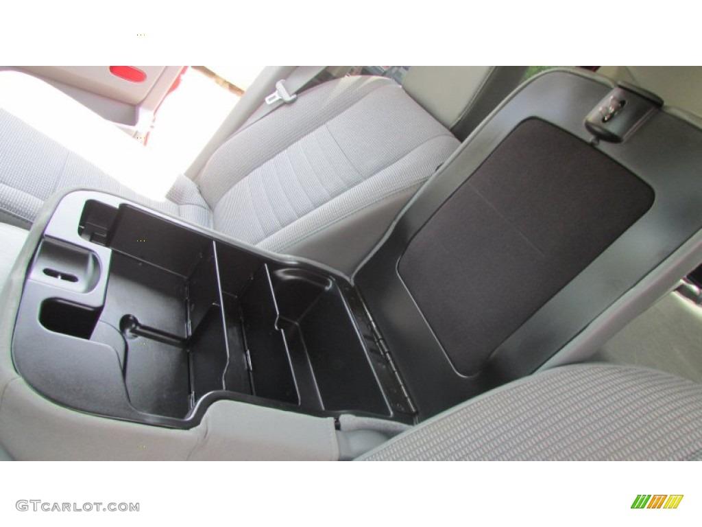 2008 Ram 3500 SLT Quad Cab 4x4 Dually - Inferno Red Crystal Pearl / Medium Slate Gray photo #64