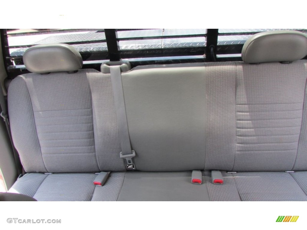 2008 Ram 3500 SLT Quad Cab 4x4 Dually - Inferno Red Crystal Pearl / Medium Slate Gray photo #75