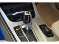 2015 BMW X3 Beige Interior Transmission Photo