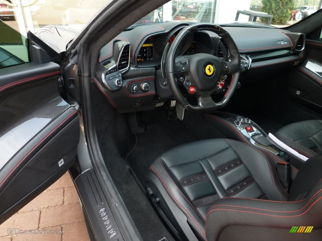 Nero Black Interior 2011 Ferrari 458 Italia Photo 93334600 Gtcarlot Com