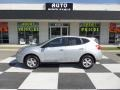 Brilliant Silver 2012 Nissan Rogue S Special Edition