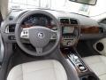 2010 Jaguar XK Ivory Interior Interior Photo