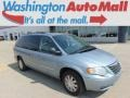 Butane Blue Pearl 2006 Chrysler Town & Country Touring