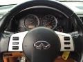 Brick/Black Steering Wheel Photo for 2003 Infiniti FX #93358445