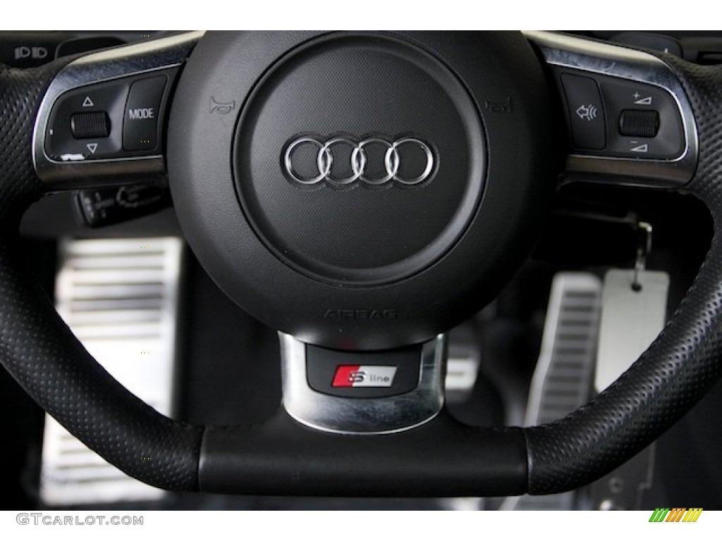 2008 audi tt 3 2 quattro coupe steering wheel photos. Black Bedroom Furniture Sets. Home Design Ideas