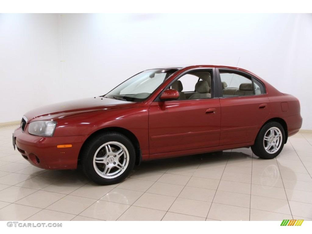 2003 Hyundai Elantra Gls Sedan Exterior Photos Gtcarlot Com