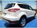 2014 White Platinum Ford Escape SE 1.6L EcoBoost  photo #3