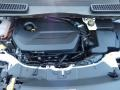 2014 White Platinum Ford Escape SE 1.6L EcoBoost  photo #12