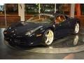Blue Scozia (Dark Blue) 2010 Ferrari 458 Italia