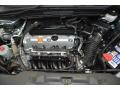 2010 Opal Sage Metallic Honda CR-V EX AWD  photo #29