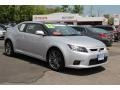 Classic Silver Metallic 2012 Scion tC