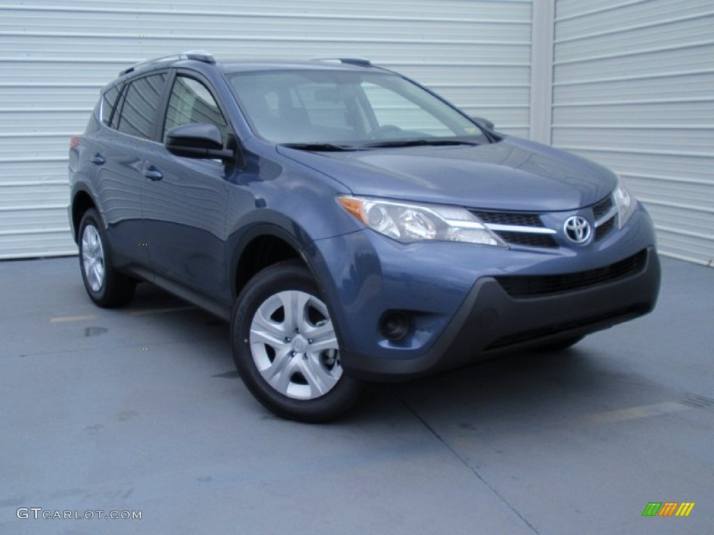 2014 shoreline blue pearl toyota rav4 le 93409497. Black Bedroom Furniture Sets. Home Design Ideas