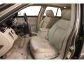 2010 Cadillac DTS Shale/Cocoa Interior Interior Photo