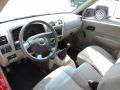 2008 i-Series Truck Medium Pewter Interior