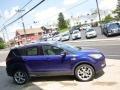 2014 Deep Impact Blue Ford Escape Titanium 2.0L EcoBoost 4WD  photo #4