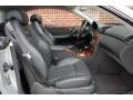 Front Seat of 2004 CL 55 AMG