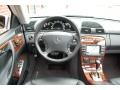 Dashboard of 2004 CL 55 AMG