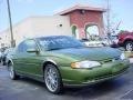 Custom Lime Gold Metallic 2001 Chevrolet Monte Carlo Gallery
