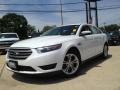 Oxford White 2013 Ford Taurus SEL