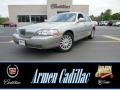 Silver Birch Metallic 2004 Lincoln Town Car Ultimate