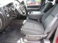 2013 Deep Ruby Metallic Chevrolet Silverado 1500 LT Extended Cab  photo #4