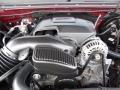 2013 Deep Ruby Metallic Chevrolet Silverado 1500 LT Extended Cab  photo #16