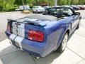 2007 Vista Blue Metallic Ford Mustang GT/CS California Special Convertible  photo #5