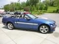 2007 Vista Blue Metallic Ford Mustang GT/CS California Special Convertible  photo #6