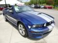 2007 Vista Blue Metallic Ford Mustang GT/CS California Special Convertible  photo #7