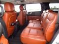 Rear Seat of 2008 H2 SUV