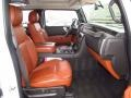 Front Seat of 2008 H2 SUV